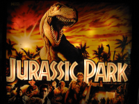 Jurassic Park, Data East Pinball 1992